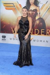 Mayling Ng at the World Premiere of WONDER WOMAN