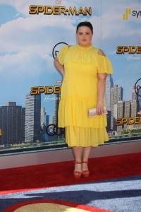 Isabella Amara at the World Premiere of Marvel Studios SPIDER-MAN: HOMECOMING