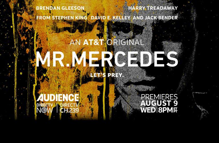 Mr Mercedes Exclusive Interview director Jack Bender Assignment X