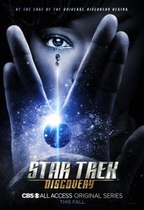 STAR TREK: DISCOVERY poster | ©2017 CBS