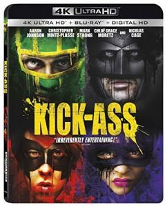 KICK-ASS | © 2017 Lionsgate Home Entertainment