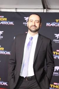 Brad Winderbaum at the World Premiere of Marvel Studios' THOR: RAGNAROK