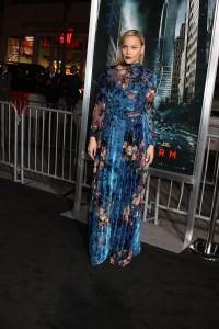 Abbie Cornish at the World Premiere of GEOSTORM