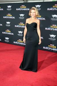 Elsa Pataky at the World Premiere of Marvel Studios' THOR: RAGNAROK