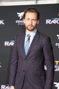 Tom Hiddeston at the World Premiere of Marvel Studios' THOR: RAGNARO