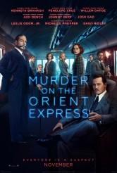 MURDER ON THE ORIENT EXPRESS movie poster | ©2017 20th Century Fox