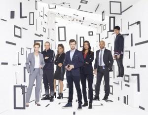 The cast of DECEPTION | © 2018 Bob D'Amico/ABC