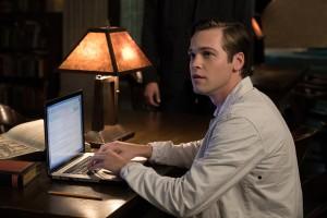 "Alexander Calvert as Jack  in SUPERNATURAL - Season 13 - ""Tombstone"" | © 2017 The CW/Jack Rowand"