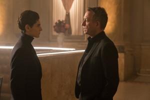 "David Mazouz and Sean Pertwee in GOTHAM - Season 4 - ""A Dark Knight: Reunion""  ©2018 Fox/David Giesbrecht"