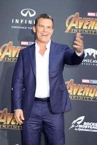 Josh Brolin at the World Premiere of Marvel Studios AVENGERS: INFINITY WAR