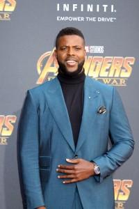 Winston Duke at the World Premiere of Marvel Studios AVENGERS: INFINITY WAR