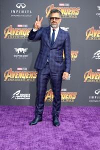 Mark Ruffalo at the World Premiere of Marvel Studios AVENGERS: INFINITY WAR