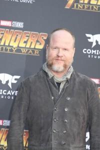 Joss Whedon at the World Premiere of Marvel Studios AVENGERS: INFINITY WAR