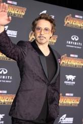 Robert Downey Jr. at the World Premiere of Marvel Studios AVENGERS: INFINITY WAR