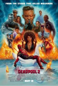 DEADPOOL 2 poster | ©2018 Fox