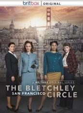 THE BLETCHLEY CIRCLE: SAN FRANCISCO Key Art |©2018 Britbox