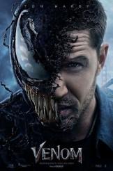 VENOM movie poster | ©2018 Sony/Marvel