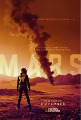 MARS - Season 2 Key Art |©2018 National Geographic