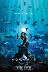 AQUAMAN movie poster | ©2018 Warner Bros./DC Films