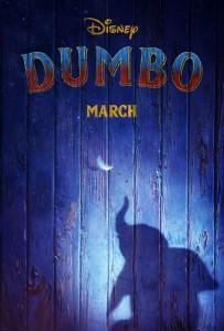 DUMBO teaser poster | ©2019 Walt Disney Pictures