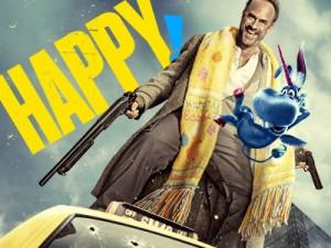 HAPPY! - Season 2 Key Art   ©2019 Syfy