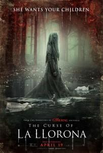 THE CURSE OF LA LLORNA movie poster   ©2019 Warner Bros.