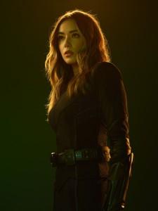 Chloe Bennet as Daisy Johnson in Marvel's AGENTS OF S.H.I.E.L.D. - Season 6 | ©2019 ABC/Matthias Clamer
