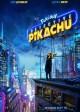 POKEMON DETECTIVE PIKACHU movie poster | ©2019 Warner Bros. / Legendary