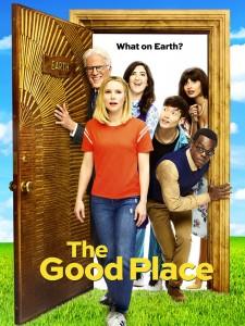 THE GOOD PLACE - Season 3 Key Art   ©2019 NBCUniversal