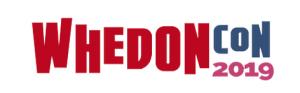 WHEDONCON 2019 logo | ©2019 WhedonCon 2019