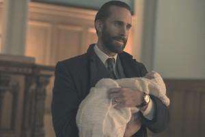 "Joseph Fiennes in THE HANDMAID'S TALE - Season 2 - ""Postpartum"" | ©2019 Hulu/George Kraychy"