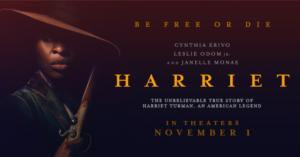 HARRIET movie poster   ©2019 Focus Features
