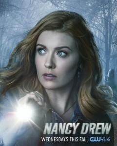 Kennedy McMann as Nancy in NANCY DREW - Season 1 | ©2019 The CW/Kharen Hill