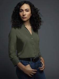 Aurora Perrineau is Dani Powell in PRODIGAL SON - Season 1 | ©2019 Fox Media LLC/Mark Seliger