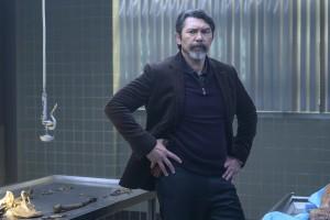 "Diamond Phillips as Gil Martinez in PRODIGAL SON - Season 1 - ""Q&A"" | © 2019 Fox Media LLC/David Giesbrech"