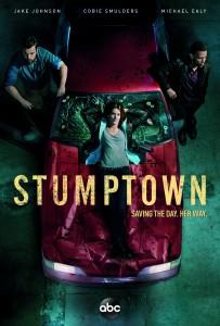 STUMPTOWN - Season 1 Key Art | ©2019 ABC