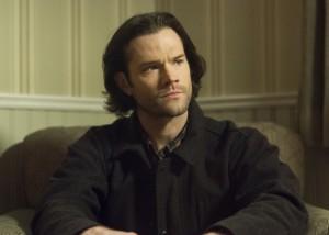 "Jared Padalecki as Sam in SUPERNATURAL - Season 14 - ""Prophet and Loss""| ©2019 The CW Network, LLC/Dean Buscher"