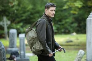 "Jensen Ackles as Dean in SUPERNATURAL - Season 15 - ""The Rupture"" | ©2019 The CW Network/Dean Buscher"