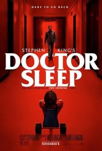 DOCTOR SLEEP movie poster   ©2019 Warner Bros.