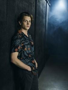 Alex Saxon is Ace in NANCY DREW - Season 1 | ©2019 The CW/Kharen Hill