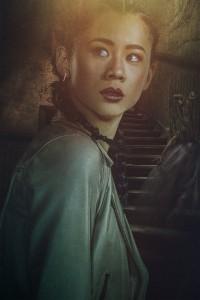 Leah Lewis as George in NANCY DREW - Season 1 | ©2019 The CW/Frank Ockenfels 3