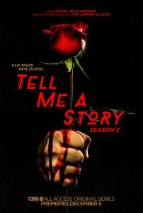 TELL ME A STORY - Season 2 -Key Art | ©2019 CBS Interactive, Inc./James Dimmock
