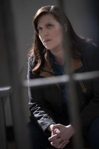 "Allison Tolman as Jo Evans in EMERGENCE - Season 1 - ""KIllshot Pt. 1"" | ©2019 ABC/Eric Liebowitz"