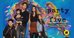 PARTY OF FIVE - Season 1 Ket Art | ©2019 Freeform