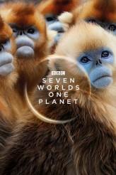SEVEN WORLDS, ONE PLANET Key Art | ©2019 BBC America