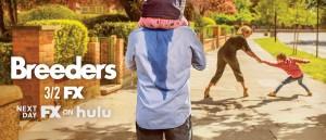 BREEDERS - Season 1 - Key Art | ©2020 FX