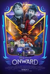 ONWARD Movie Poster | ©2020 Pixar/Walt Disney