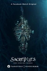 SACRED LIES: THE SINGING BONES - Season 2 - Key Art   ©2020 Facebook Watch/Blumhouse