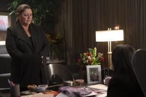 "Camryn Manheim as Lieutenant Cosgrove in STUMPTOWN - Season 1 - Forget it Dex, It's Stumptown"" | ©2020 ABC/David Bukach"