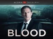 BLOOD - Season 2 Key Art | ©2020 Acorn TV